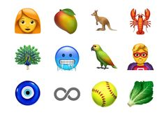 To celebrate World Emoji Day on July Apple has today offered a first look at the iOS emojis for We spoke to Apple VP of User Interface Design Alan Dye about the new emoji updates and when we can expect them. Emoji Combinations, World Emoji Day, New Emojis, Communication, Apple New, User Interface Design, Online Marketing, News, Girls Girls Girls
