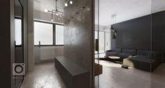 Redesign developerského bytu    Jedná se o luxusní úpravu developerského bytu v projektu Kaunicův Dvůr v lokalitě Slavkov u Brna.    Zadáním bylo…