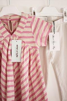 Baby N would've been the best dressed baby girl ever. :'(  Mini A Ture #PlaytimeTokyo #kids #fashion