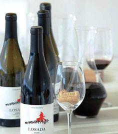 Mencía wines of Losada Vinos de Finca. Bierzo