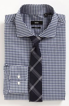 Shirt & Tie Combination Inspiration | Men's Style Pinboard ...