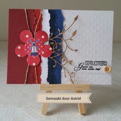 crea-scrap-card: Lift challenge. Hollands kaart