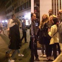 Beyoncé & Jay In Italy 21.05.2015