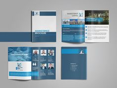 Today, we are sharing 20 Modern Brochure Design Ideas & Template Examples for Your 2019 Projects Brochure Design Samples, Travel Brochure Design, Company Brochure Design, Corporate Brochure Design, Booklet Design, Creative Brochure, Brochure Design Inspiration, Business Brochure, Design Ideas