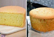 Cea mai faină rețetă pentru un blat de tort simplu, clasic – Mega aerat și super moale Kefir, Easy Cooking, Cooking Recipes, Muffins, Sweet Pastries, Russian Recipes, Tasty Dishes, How To Make Cake, Cornbread