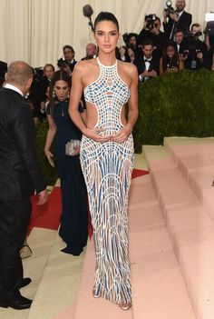 She even got recognized personally by the MET for her outfit choice.