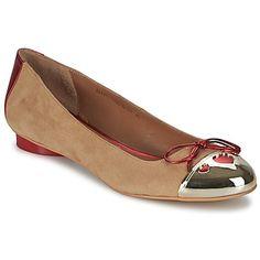 Zapatos para mujer, bailarinas de LoveMoschino en spartoo.es