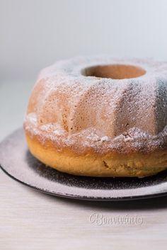 Rýchla hrnčeková bábovka Bunt Cakes, Sponge Cake, Valspar, Pound Cake, Kefir, Food Hacks, Doughnut, Yummy Treats, Ham