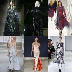 New trends confirmed! Check out fourth day of London Fashion Week!