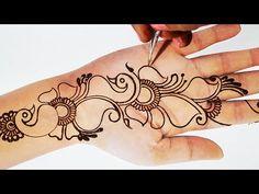 Unique Mehndi Design - New Peacock Mehndi Design 2 Peacock Mehndi Designs, Rajasthani Mehndi Designs, Mehndi Designs Book, Full Hand Mehndi Designs, Mehndi Designs For Girls, Mehndi Design Photos, Mehndi Designs For Fingers, Dulhan Mehndi Designs, Beautiful Mehndi Design