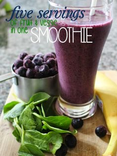 Healthy Smoothie.
