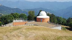 Osservatorio Astronomico del Monte Antola, provincia di Genova.