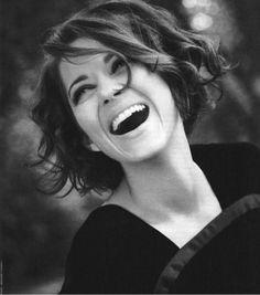 être heureuse et #sourire