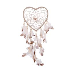 Traditional Handmade Dream Catcher with Feathers Wall Car Hanging Ornament Decor Dream Catcher Price, Dream Catcher Craft, Dream Catchers, Lifehacks, Enchanted Home, Hanging Ornaments, Hanging Decorations, Home Decoration, Handmade Furniture