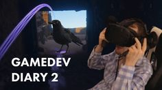 #VR #VRGames #Drone #Gaming Bohemia VR - Game Dev Diary 2 - Procedurally Animated Crow 3D Scan, AI, animated, animation, artificial inteligence, Avatar, character, crow, Dev, develop, Development, engine, gamedev, gameplay, htc vive, immersive, indie, metaverse, Oculus, photogrammetry, procedural, programmer, raven, STEAM, Steam VR, time and day, unity, virtual reality, virtual reality games, virtual reality glasses, virtual reality headset, virtual reality toronto, virtual