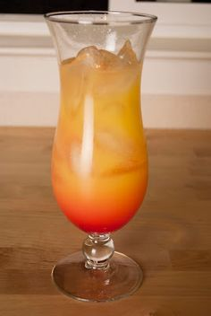 Malibu Sunrise MALIBU SUNRISE 2 oz. (60ml) Malibu Coconut Rum 5 oz. (150ml) Orange Juice (no pulp) 1-2 Tbsp Grenadine Add ice. Garnish with cherries or an orange slice. Stick in a straw and enjoy!
