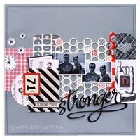 A Project by bluestardesign from our Scrapbooking Gallery originally submitted 11/05/12 at 09:43 AM