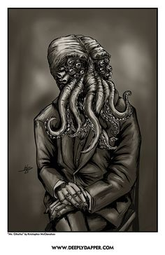 Mr Cthulhu will see you now