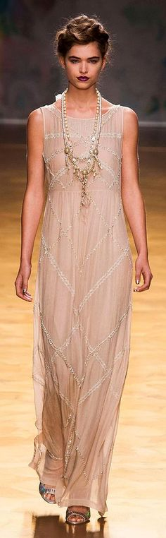 Nicole Miller Spring 2014 RTW (beautiful collection)