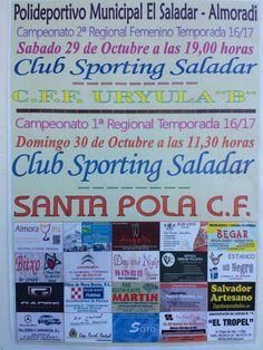 Salvador artesano zapaterías colaborador del club sporting saladar