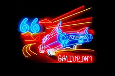 Route 66 Center, Gallup, NM by thedefiningmoment, via Flickr