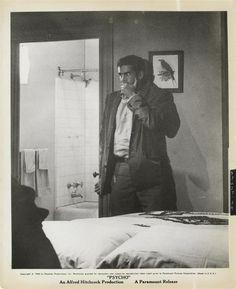 Psycho lobby card (1960)