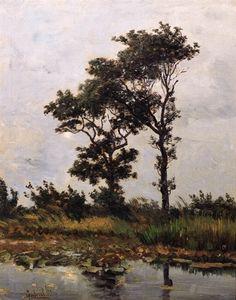 Paul Joseph Constantin Gabriël - Grijs weer
