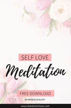 Self love is the foundation of happiness, joy, and bliss. You can only love others to the extent that you love yourself. If you truly want to manifest an abundant life, then self love is one of the best ways to get you there. Download this free self love guided meditation that will program your life for love. Meditation Kids, Free Guided Meditation, Meditation For Beginners, Meditation Techniques, Mindfulness Meditation, Love Your Body Quotes, Visualization Meditation, Positive Body Image, Meditation Benefits