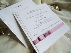 Elegance Wedding Invitations - http://herbigday.net/elegance-wedding-invitations/