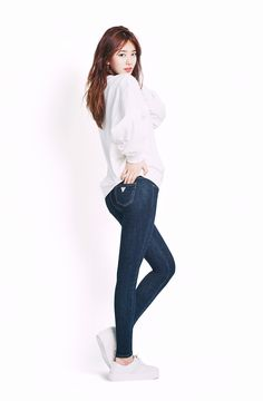 The Beauty of Chubby Leg Lines of K-pop Girl groups Female idol 12 December 2015 Asian Fashion, Love Fashion, Girl Fashion, Kpop Fashion, Korean Beauty, Asian Beauty, Korean Girl, Asian Girl, Asian Ladies