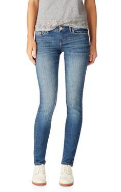 Aeropostale Medium Wash Skinny Jean $19.75- LOVE these jeans!