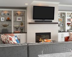 Spaces Wallpaper Design Ideas Design, Pictures, Remodel, Decor and Ideas - page 36
