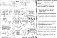Características de la comunidad rural y urbana, descripción ...