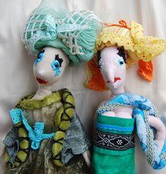 Anya és lánya 3 (Rongyboszi és Leonóra)