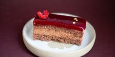 Chocolate Framboisier | Patisserie Makes Perfect for GB Chefs