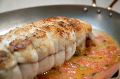 jack pepin monk fish | low carb / Monkfish Roulade - Jacques Pepin