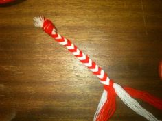Hobbies And Crafts, Diy And Crafts, Crafts For Kids, Baba Marta, My Heritage, The Martian, Bellisima, Tassel Necklace, Activities For Kids
