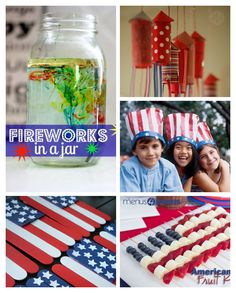 4th of July Craft Ideas for Kids