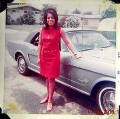 1965 Mustang Converitable