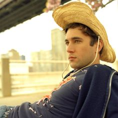 i'm so glad hes adorable, because i love his music deeply. <3 sufjan stevens