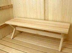 Homemade Sauna, Sauna Accessories, Portable Sauna, Traditional Saunas, Bath Bench, Steam Bath, Spa Rooms, Stainless Steel Screws, Outdoor Furniture