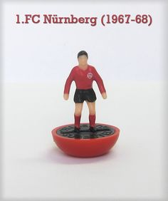 Subbuteo Vintage Edition  1.FC Nürnberg (1967-68) #edicola #subbuteo