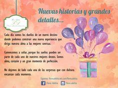 Queremos compartir cada uno de tus momentos y endulzar muchas corazones, con alegría, fuerza y buena energía. Conquistemos una nueva sonrisa con los momentos perfectos que la vida nos brinda.  Comunícate con nosotros y construyamos juntos un nuevo sentimiento: 312 543 9817- 462 3461 o escríbenos a ventas.floresadelita@gmail.com 🌻🌼🌺  ¡Te esperamos! 😊  #Floristerías #Bogotá #FelizAño #ParaEl2018Quiero #Feliz2018