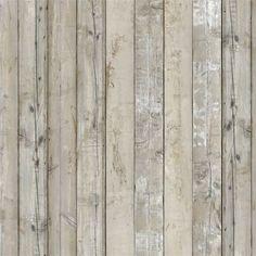 Le papier peint trompe l\'oeil | Decorative panels, White wood and ...