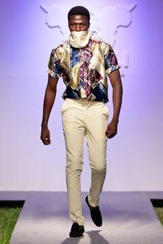 Martin Kadinda Runway Show - Swahili Fashion Week 2015 - #Menswear #Trends #Tendencias #Moda Hombr