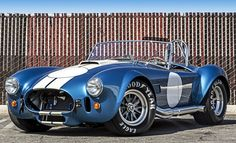 Classic Car News Pics And Videos From Around The World Ac Cobra 427, Ford Shelby Cobra, Shelby Car, Mustang Cobra, Ford Mustang, Best Muscle Cars, American Muscle Cars, Sexy Cars, Hot Cars