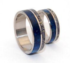 Boston-Made.   Custom Titanium Rings, Engagement Rings By Minter & Richter