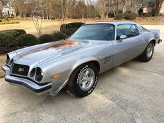 cool Awesome 1977 Chevrolet Camaro Z28 1977 Camaro Z28 350 Survivor style car Cold Air Southern car always garaged! 2017 2018