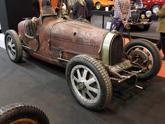Bugatti Type 35 C Grand Prix de 1928.