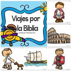Viajes por la Biblia